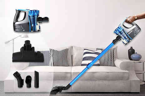 Eurotrade - Cordless rechargeable vac - Save 75%