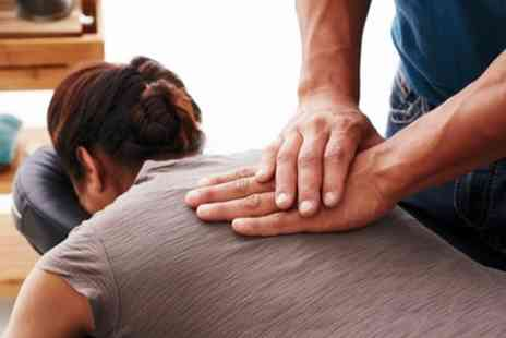 Relax O Clock - Choice of a 30 or 60 Minute Swedish or Deep Tissue Massage - Save 47%