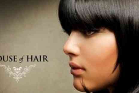 House of Hair - Restyle and Finish With Conditioning Treatment - Save 60%