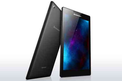 Groupon Goods Global GmbH - Lenovo Tab 2 A7 10F 7 Inch 8GB Tablet With Free Delivery - Save 0%