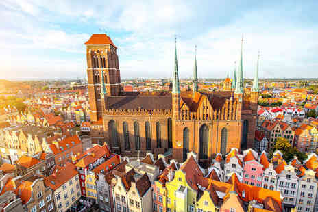 City Break of Krakow - Four or Six Night Poland Twin City Stay - Save 32%