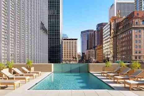 The Westin Phoenix Downtown -  Phoenix City Views from Westins Rooftop Pool - Save 0%