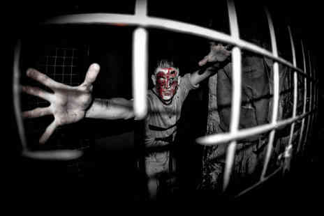 Walsall Scaremaze - Ticket to Walsall Scaremaze this Halloween 2017 - Save 0%