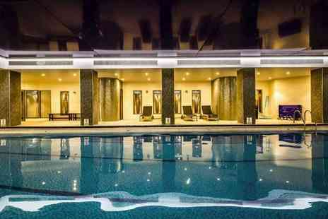 Imagine Spa - Spa retreat with spa access, a choice of treatment, afternoon tea and a £10 voucher - Save 50%
