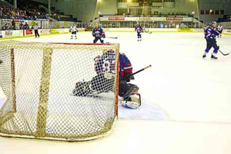 Edinburgh Capitals - Ice Hockey, Edinburgh Capitals v Dundee Stars on 3 September - Save 0%