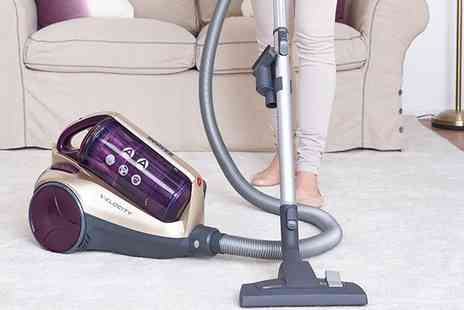 Groupon Goods Global GmbH - Hoover RE71VE20001 Velocity Bagless Cylinder Vacuum Cleaner With Free Delivery - Save 79%