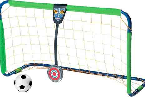 Groupon Goods Global GmbH - Fisher Price Grow To Pro Super Sounds Soccer Net - Save 0%