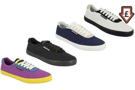 Groupon Goods Global GmbH - Mens Ellesse Canvas Trainers - Save 67%