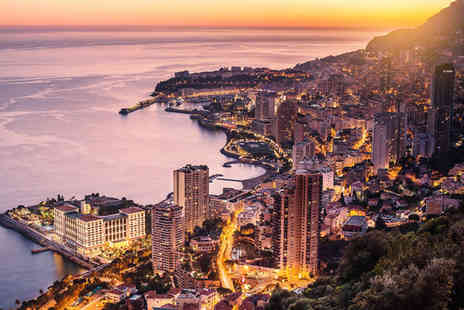 Hotel Columbus Monte Carlo - Three Star Glamorous Sunshine Escape For Two to Monte Carlo - Save 48%