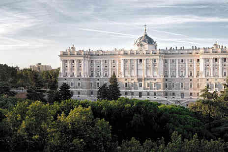 Hotel Principe Pio - Three Star Central Location Stay For Two with Royal Palace Views - Save 78%