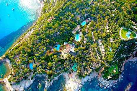 Arbatax Park Resort - Four Star Fantastic Resort Stay For Two in Stunning Island Location - Save 66%