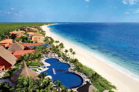Zoetry Paraiso de la Bonita Riviera Maya - Five Star All Inclusive Suite with Divine Views & Plunge Pool - Save 53%