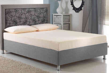 My mattress Online - Single Dreamline Mattress x 2 Free Pillows - Save 79%