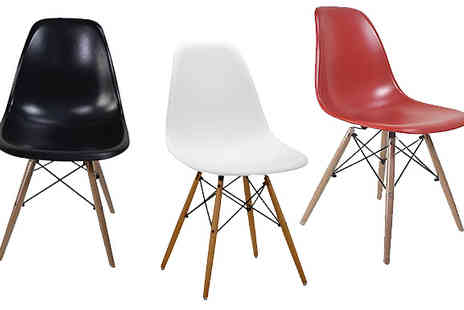 Funky Buys - Retro Lounge Chair in 3 Colours - Save 60%