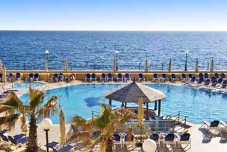 Broadway Travel - Five star Malta Radisson escape with meals & sea views - Save 0%