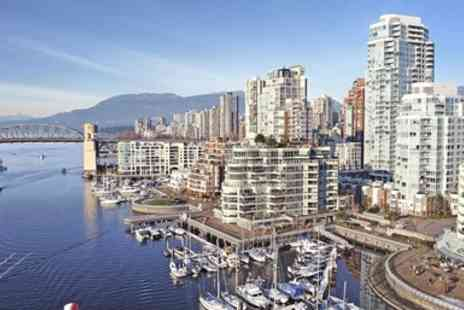 Century Plaza Hotel & Spa - Downtown Vancouver Stay with Parking - Save 0%