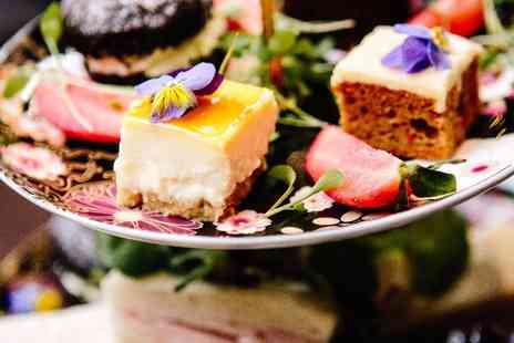 The Apothecary - Afternoon tea for two with a glass of Prosecco each - Save 51%