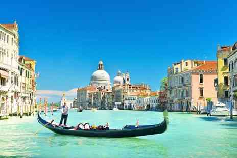 Weekender Breaks - Two or three night Venice stay with flights and breakfast - Save 31%