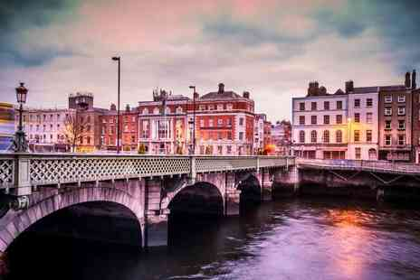 Weekender Breaks - Two night Dublin break with flights, or upgrade to include breakfast - Save 33%