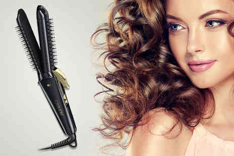 Deals Direct - Carmen by Samantha three in one hair curling iron - Save 38%