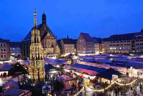 Super Escapes Travel - Two night Nuremberg, Bavaria break including flights and breakfast - Save 35%