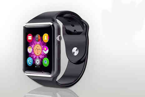 Ugoagogo - Android 15 in 1 smartwatch enjoy all of your favourite activities - Save 91%