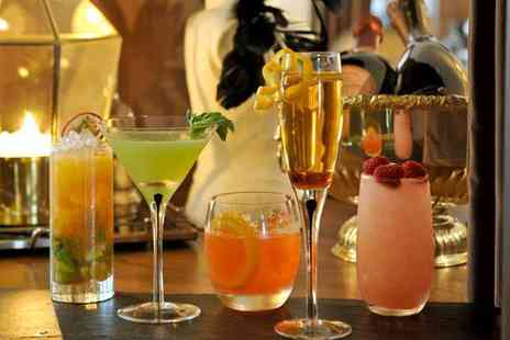Citation - Cocktails and bar nibbles for two - Save 55%