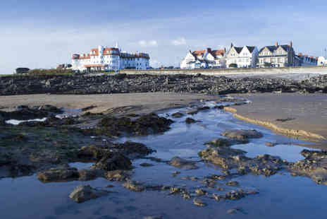 The Fairways Hotel - Overnight Porthcawl stay for two including breakfast and glass of Prosecco - Save 46%