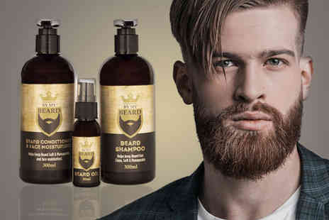 Fair Retail Adventures - Beard oil, shampoo, moisturiser & conditioner - Save 85%