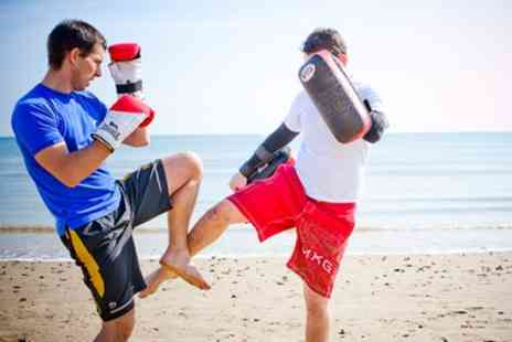 MKG UK - One Martial Arts Lesson or One Month Martial Arts Membership - Save 38%
