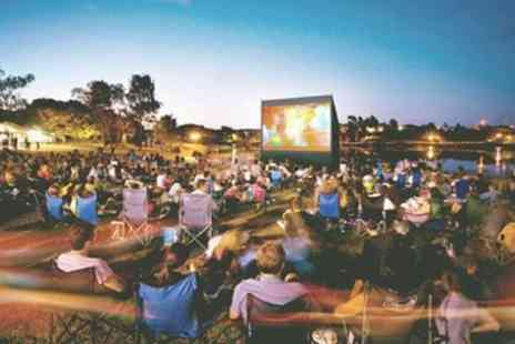 Belvoir Outdoor Cinema - Family Day or Evening Ticket to Belvoir Outdoor Cinema on 26 August - Save 30%