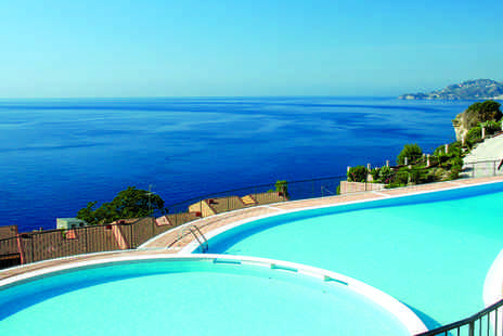 Capo dei Greci Taormina Coast - Four Star Dramatic Location and Exclusive Spa Discounts - Save 54%