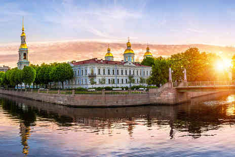 Demetra Art Hotel - Four Star Dreamy Design in St. Petersburg Stay For Two - Save 60%