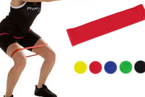 Black Sheep - 5 x Power Resistance Loop Bands - Save 57%