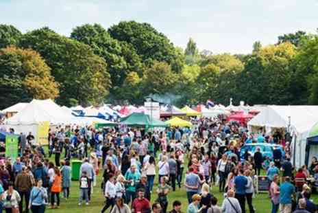 Liverpool Food & Drink Festival - Entry to Liverpool Food & Drink Festival For Two - Save 50%