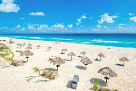 The Flights Guru - Seven night all inclusive Cancun holiday with upgrade & credit - Save 0%