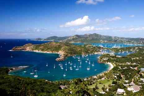 The Flights Guru - Seven night all inclusive Antigua holiday with upgrade - Save 0%