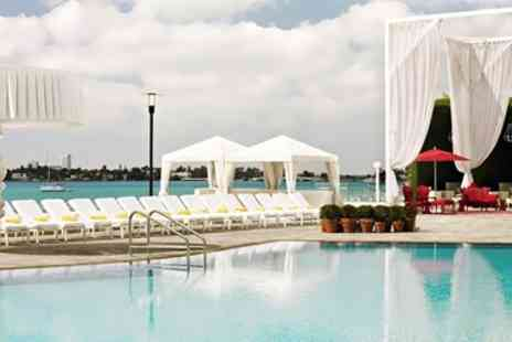 Mondrian South Beach - Luxe South Beach Hotel Stay with Bubbly - Save 0%