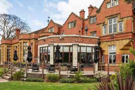 The Mount Hotel - West Midlands stay with gourmet dinner - Save 0%