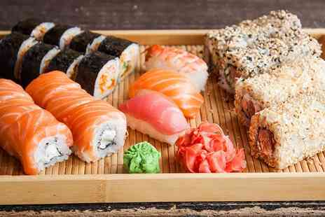 Suito - Hour of bottomless sushi for one or two - Save 63%