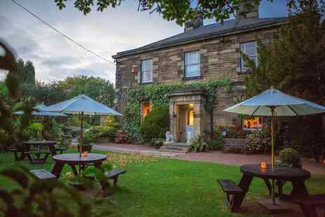 Horton Grange Hotel - Two course lunch with coffee for two - Save 0%