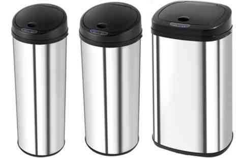 Groupon Goods Global GmbH - Morphy Richards 42l or 50l Sensor Bins - Save 73%