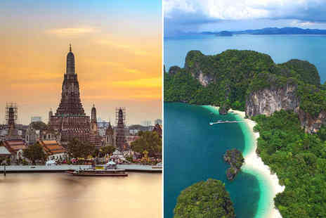 Grande Centre Point Terminal 21  & Dusit Thani Krabi - Five Star Bustling Bangkok & Idyllic 5 Star Beach Stay - Save 0%