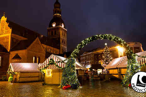 Crystal Travel - Two to Four Night Christmas Markets Break With Hotel & Flights - Save 48%