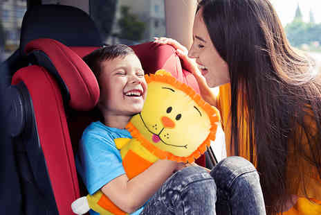 Ckent - Seat belt buddy of cat, lion or monkey - Save 63%