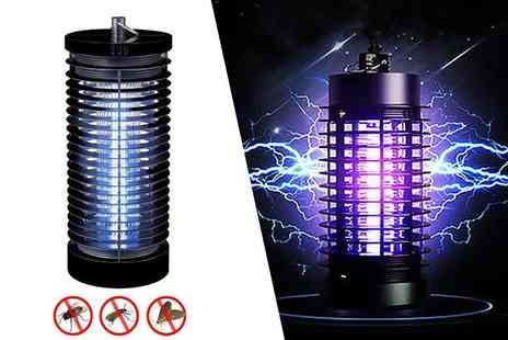 Direct 2 Publik - Flashtron electronic bug zapper - Save 77%