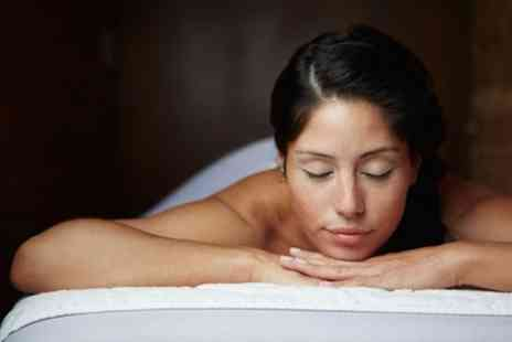 Nu Beauty - 30 or 60 Minute Swedish or Hot Stone Massage with Optional Facial - Save 55%