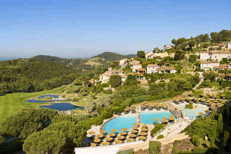Dolce Fregate Provence - Four Star Breathtaking Views Amongst Bandol Vineyards For Two - Save 62%