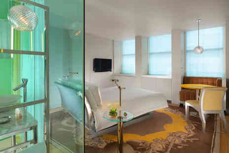 Morgans Hotel - Five Star Philippe Starck Design Off Oxford Street Stay For Two - Save 65%