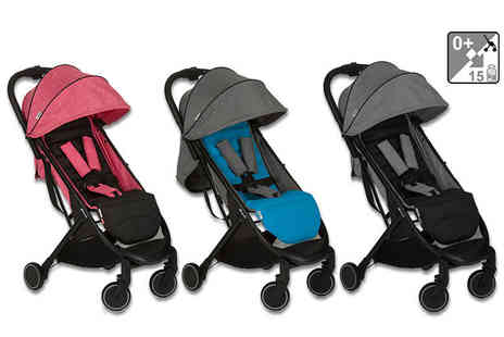 Precious Little One - Hauck Swift pushchair - Save 44%